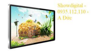 Màn hình quảng cáo treo tường 86 inch (không cảm ứng)