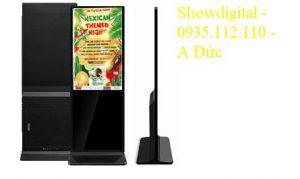 Màn hình quảng cáo chân đứng 65 inch AVN-QC65SIT (có cảm ứng – Android)